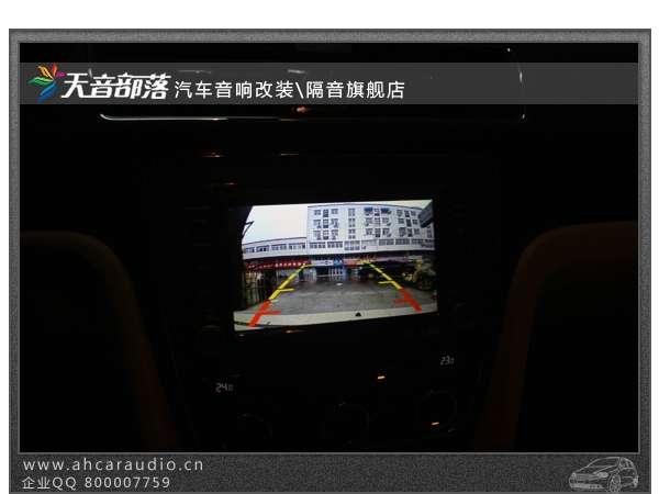 合肥新帕萨特安装华阳a8平台导航